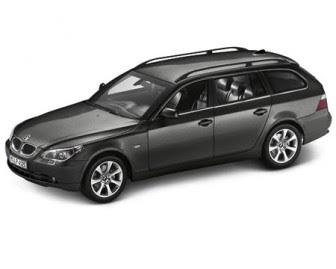BMW 5 Touring Titanium Grey miniature