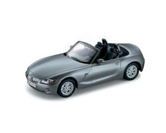 BMW Z4 grey miniature