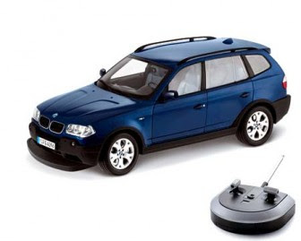 BMW X3 RC miniature