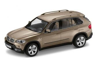 BMW X5 E70 Platinum Bronze miniature