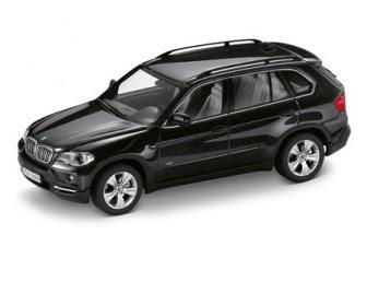 BMW X5 E70 Black miniature