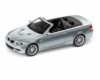 BMW E93M Convertible Silverstone miniature
