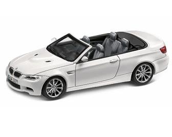 BMW E93M Convertible White miniature