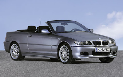 M Sport aerodynamic kit BMW 3 Convertible