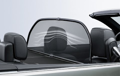 Wind deflector with printed design