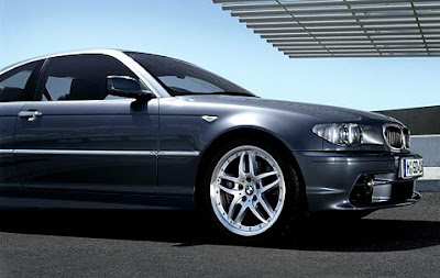 Chrome Line exterior BMW 3 series