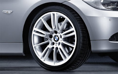 BMW M star spoke 193 – wheel, tyre set