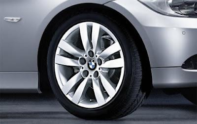 BMW Double spoke 161 – wheel, tyre set
