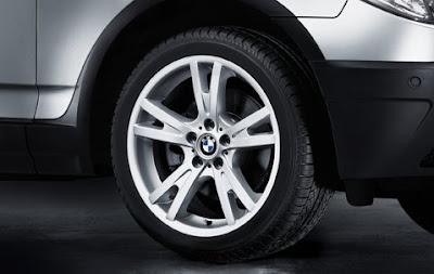 BMW Double spoke 150 – wheel, tyre set