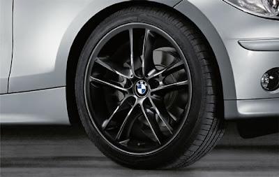 BMW Double spoke 182 in black
