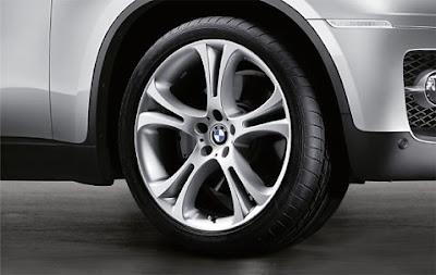 BMW Double spoke 275 – wheel, tyre set