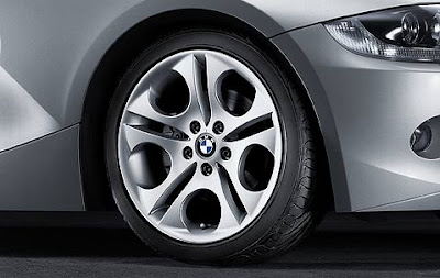 BMW Ellipsoid styling 107 – wheel, tyre set