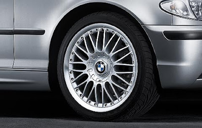 BMW 3 M cross spoke composite wheel 101