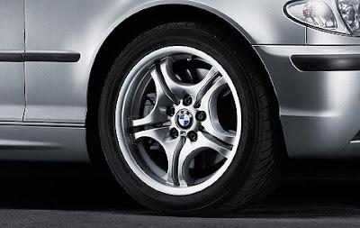 BMW 3 M double spoke 68 – wheel, tyre set