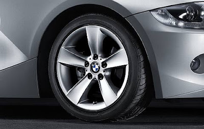 BMW Star spoke 105 – wheel, tyre set