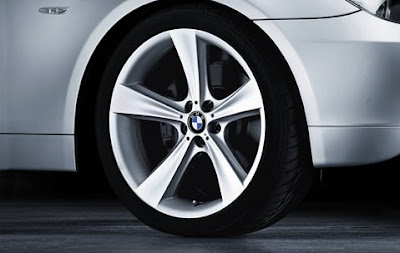 BMW 5 Star spoke 128 in chrome