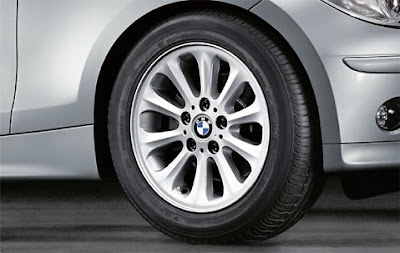 BMW Radial spoke 139 – wheel, tyre set