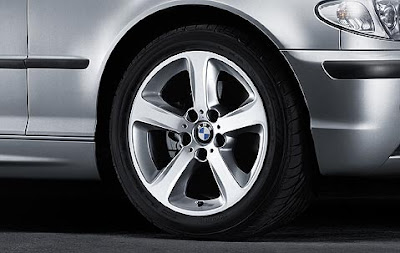 BMW Star spoke 137 – wheel, tyre set