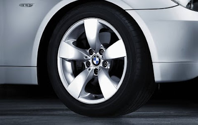 BMW Star spoke 138 – wheel, tyre set