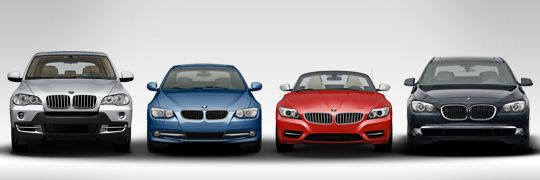 2011 BMW lineup has arrived