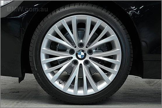 used 2009 BMW Z4 wheels