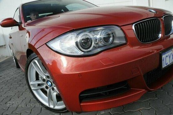 used 2009 BMW 135i Coupe