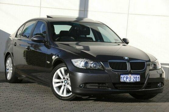 2007 BMW 320i Executive Steptronic