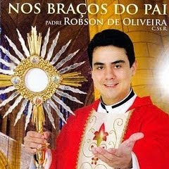 Download CD Padre Robson De Oliveira   Nos Braços Do Pai 2010