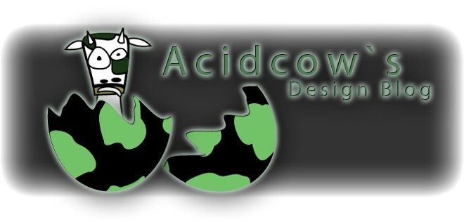 Acidcow´s Design Blog