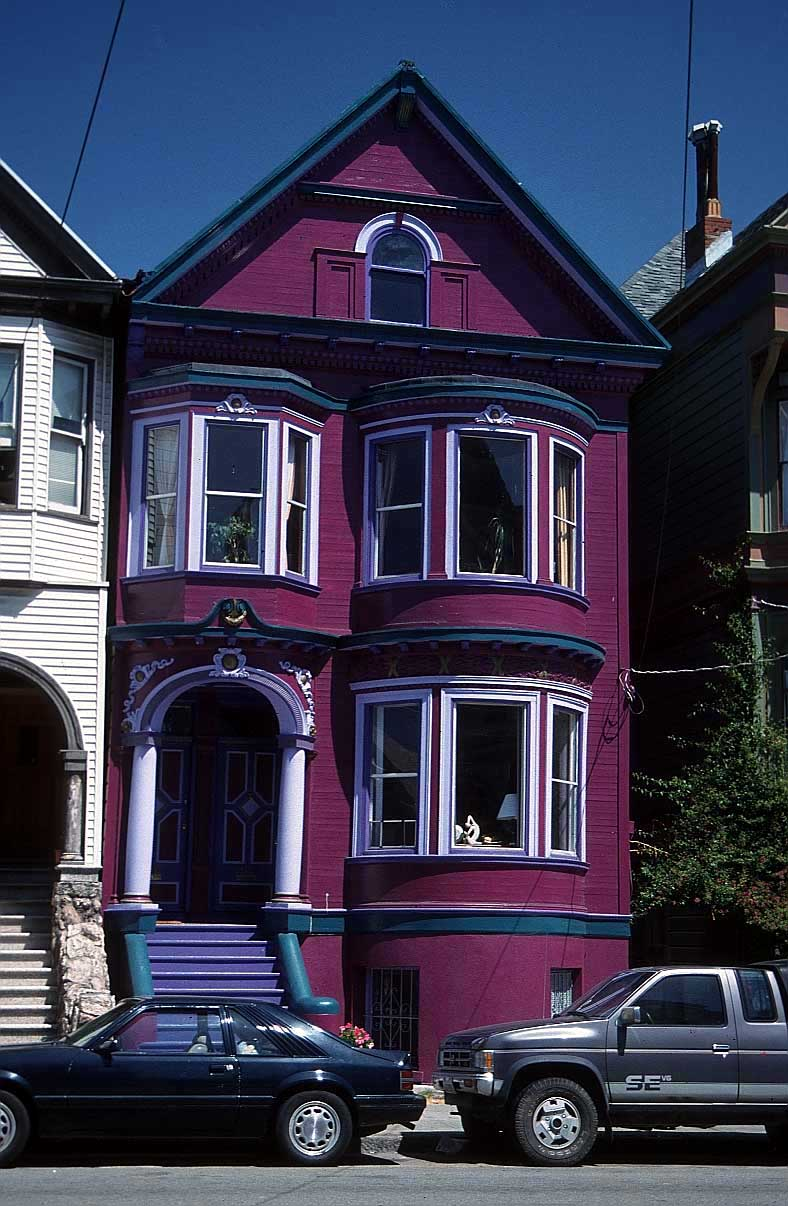 Darrylt house in san francisco for Houses in san francisco