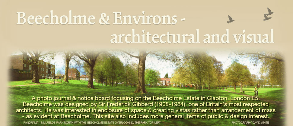 Beecholme and Environs - architectural and visual.