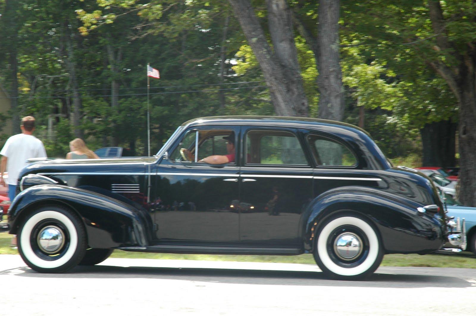 Parsonsfield Maine Car Show