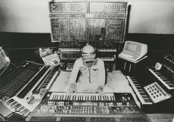Tangerine Dream - Detroit - March 31st 1977