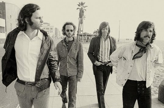 The doors : Whiskey, mystics and men