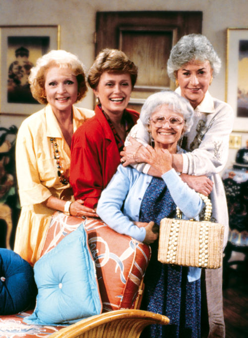 Golden Girls TV Show Cast