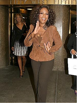 Oprah is Stylish Everyday
