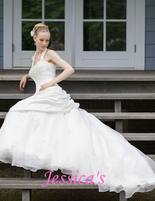Fashion wedding dresses style 3