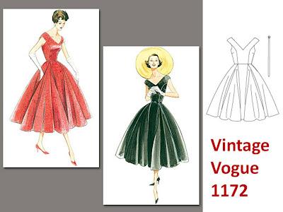 Vintage Vogue 1172