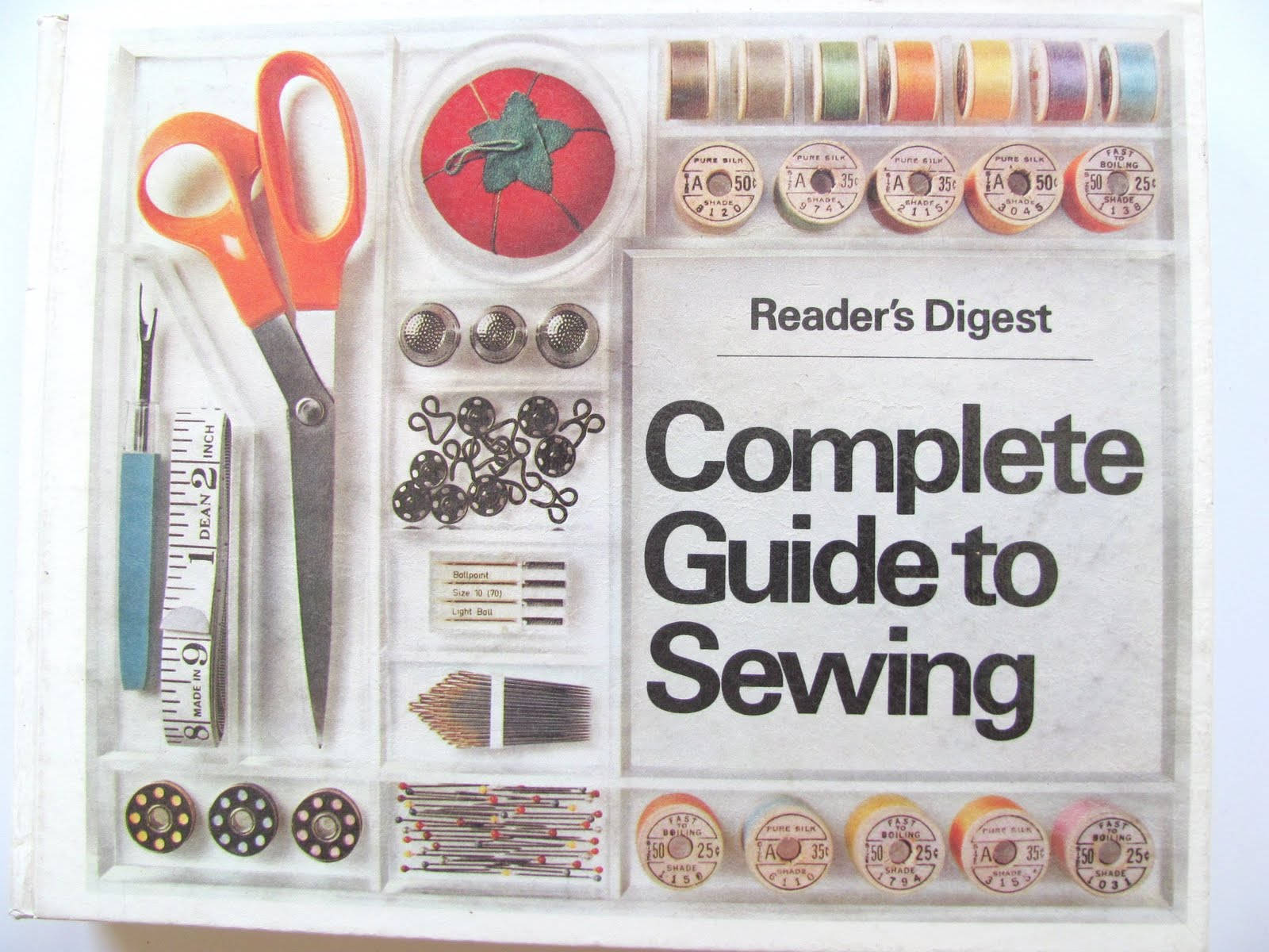 Sew Classic: 1970\'s Vintage Sewing Books - caftan pattern