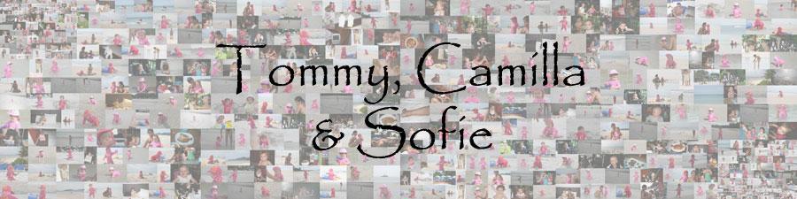 Tommy, Camilla, Sofie & Mia