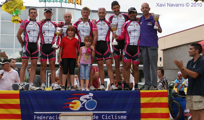 Equip Ciclista Pinturas Grimaldo, P.C. Bons Amics