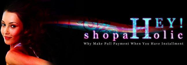 Hey! Shopaholic