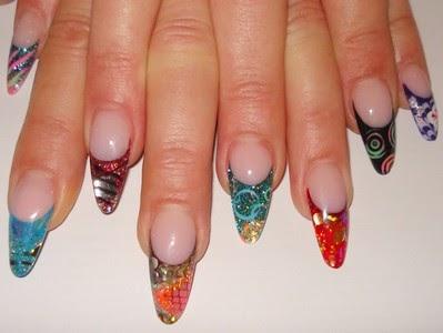 artform nail creations young nails