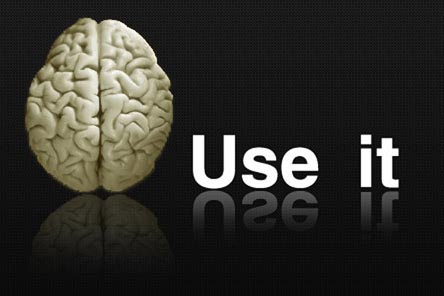 How to use your brain efficiently