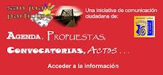 Actividad social e institucional del municipio