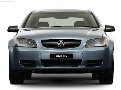 2006 Holden Commodore Ve Omega. 2006 Holden VE Commodore Omega
