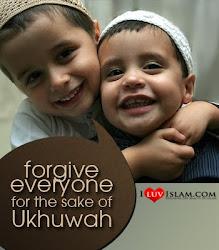 let's forgive