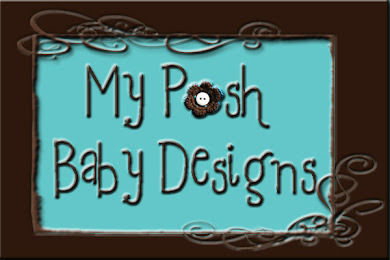 My Posh Baby Designs