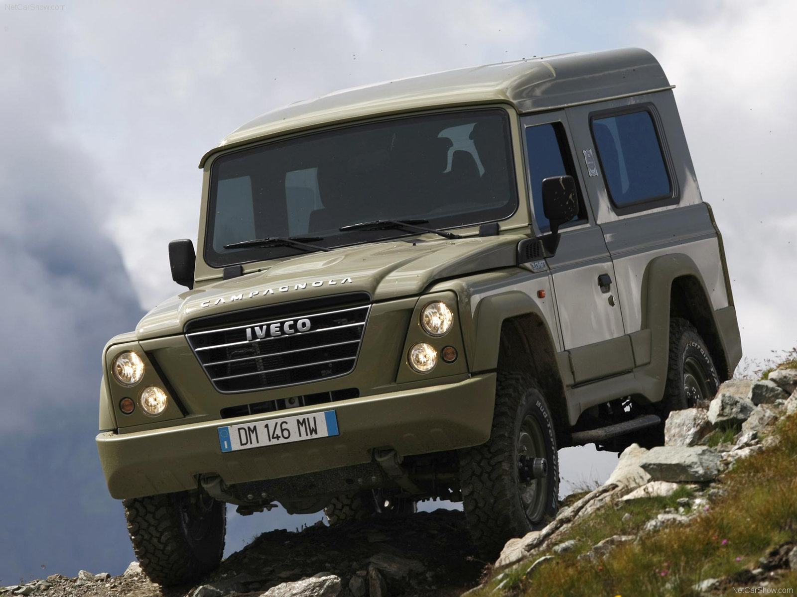 Iveco Campagnola Stills And Photogallery