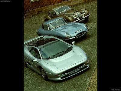 The base price of Jaguar XJ220 is $650000.
